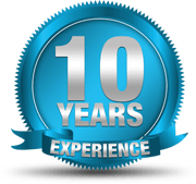 10 years of experience