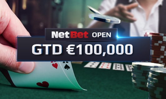 NetBet Open – Aprilie 2019, la București.